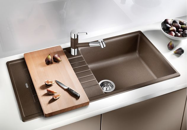 Мойка для кухни Blanco ZIA XL 6 S Silgranit купить