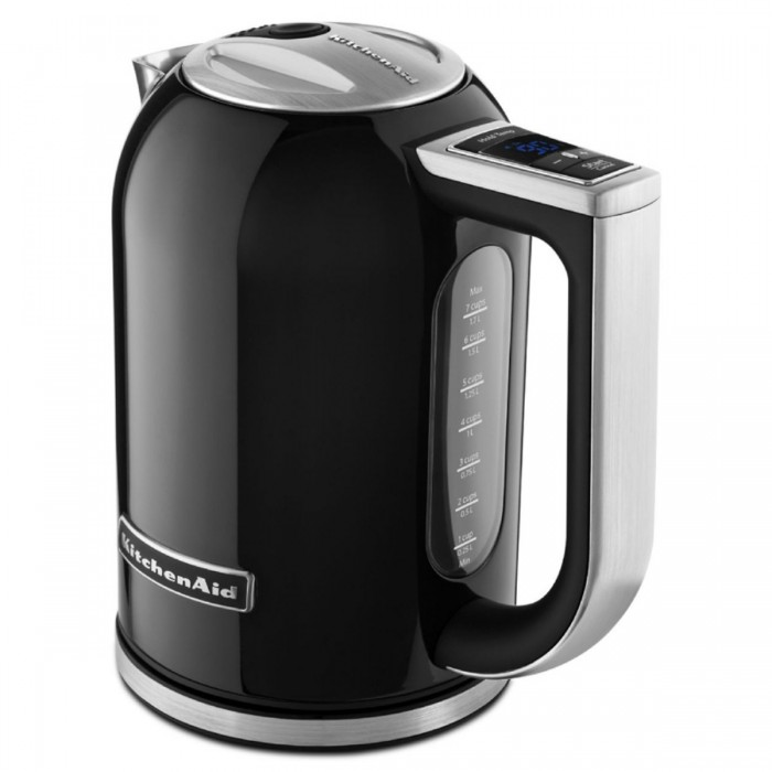 Купить чайник KitchenAid 5KEK1722EOB ЧЕРНЫЙ ОНИКС