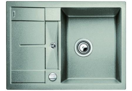 Мойка для кухни Blanco METRA 45 S Compact  ЖЕМЧУЖНЫЙ  Артикул 520570 купить
