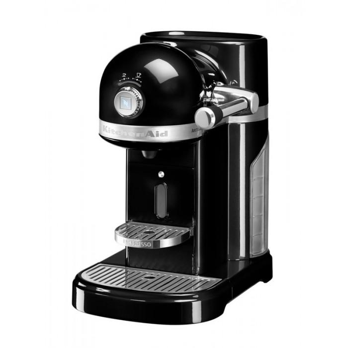 Купить капсульную кофемашину KitchenAid Nespresso 5KES0503OB черная
