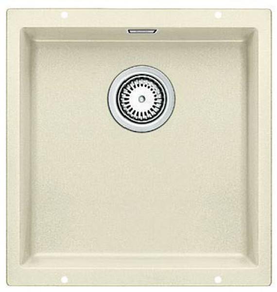Мойка для кухни Blanco SUBLINE 400-U Silgranit  ЖАСМИН  Артикул 515755 купить
