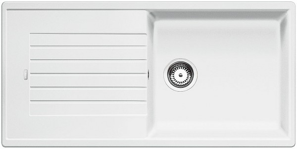 Мойка для кухни Blanco ZIA XL 6 S Silgranit  БЕЛЫЙ  Артикул 517571 купить