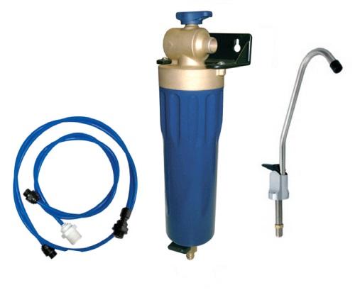 Купить фильтр для питьевой воды Syr POU с краном