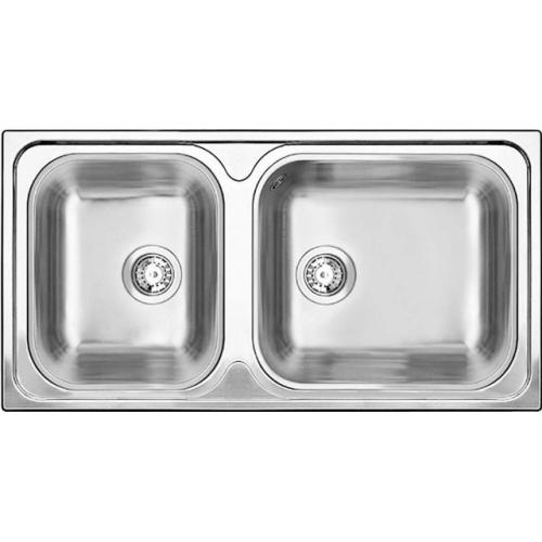 Мойка для кухни Blanco TIPO XL 9 НЕРЖАВЕЮЩАЯ ПОЛИРОВАННАЯ СТАЛЬ Артикул 511926 купить