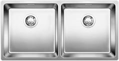 Мойка для кухни Blanco ANDANO 400 400-IF Нержавеющая сталь с зеркальной полировкой