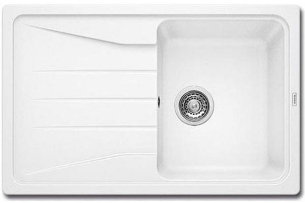 Мойка для кухни Blanco SONA 45 S Silgranit  БЕЛЫЙ  Артикул 519665 купить
