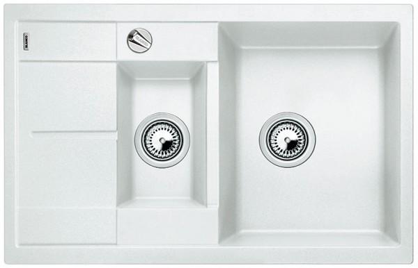 Мойка для кухни Blanco METRA 6 S Compact БЕЛЫЙ Артикул 513468 купить
