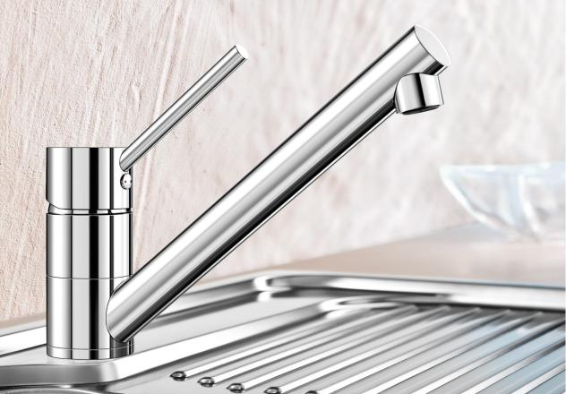 Смеситель для кухни Blanco ANTAS с хромированной поверхностью купить