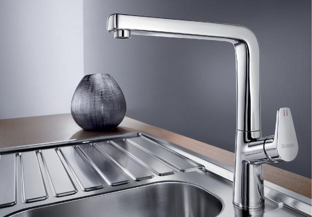 Смеситель для кухни Blanco AVONA с хромированной поверхностью купить