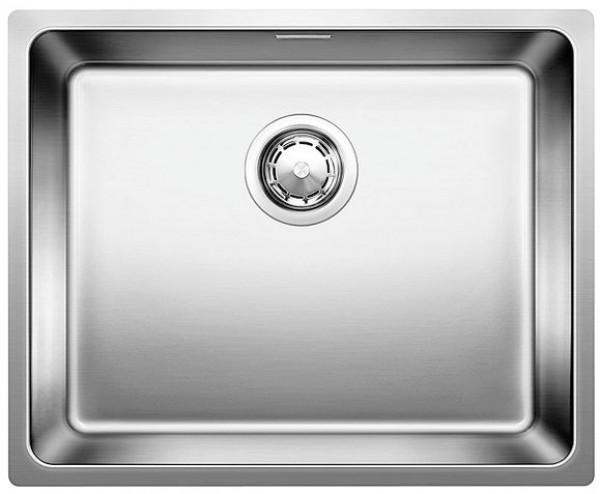 Купить мойку для кухни Blanco ANDANO 450-U НЕРЖАВЕЮЩАЯ СТАЛЬ С ЗЕРКАЛЬНОЙ ПОЛИРОВКОЙ Артикул 519373 (без клапана-автомата)