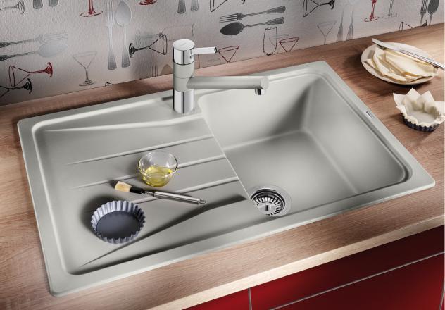 Мойка для кухни Blanco SONA 45 S Silgranit купить