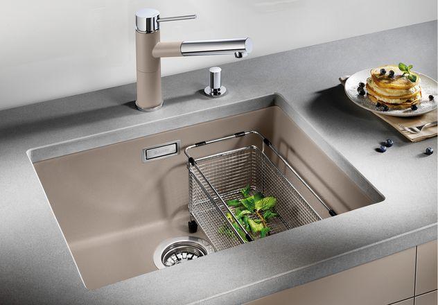 Мойка для кухни Blanco SUBLINE 500-U Silgranit купить