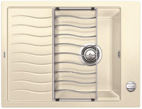 Мойка для кухни Blanco ELON 45 S Silgranit   ЖАСМИН  Артикул 520994 купить