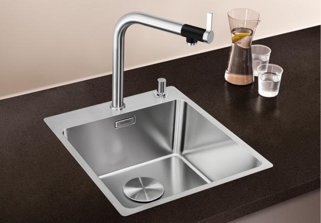 Мойка для кухни Blanco ANDANO 400-IF/A