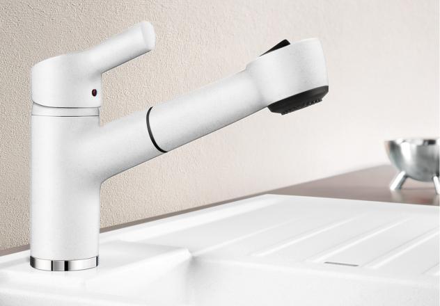 Смеситель для кухни Blanco ELIPSO-S II Silgranit купить