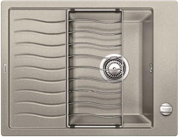 Мойка для кухни Blanco ELON 45 S Silgranit  ЖЕМЧУЖНЫЙ  Артикул 520992 купить