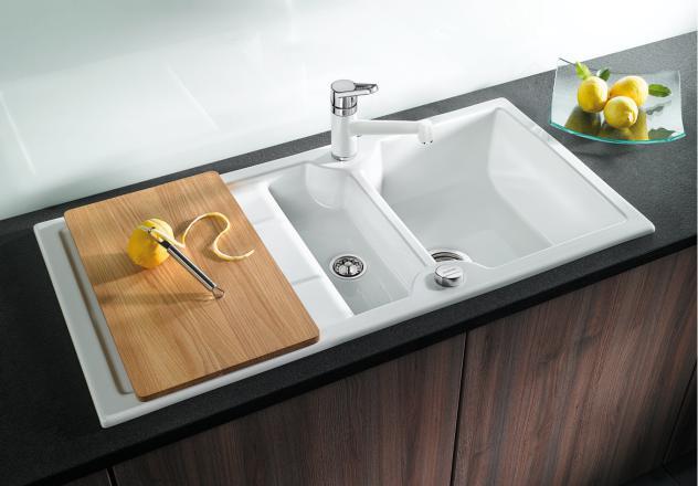Мойка для кухни из керамики BLANCO IDESSA 6 S