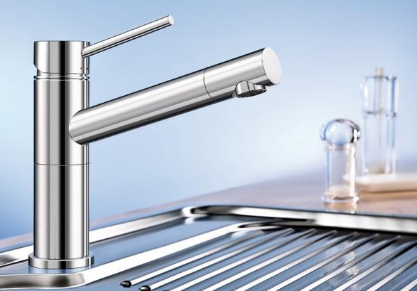Однорычажный смеситель для кухни Blanco ALTA купить