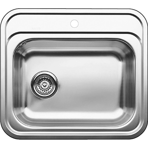 Мойка для кухни Blanco DANA-IF  НЕРЖАВЕЮЩАЯ ПОЛИРОВАННАЯ СТАЛЬ  Артикул 514646 купить
