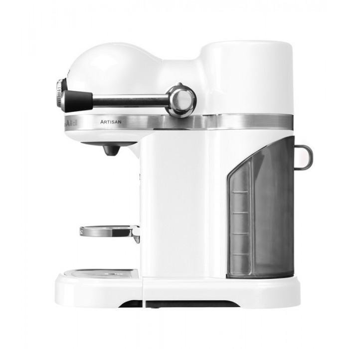 Капсульная кофемашина KitchenAid Nespresso 5KES0503FP (морозный жемчуг)