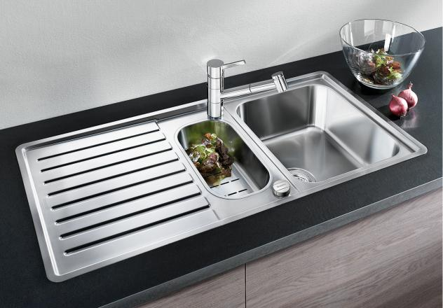 Мойка для кухни Blanco CLASSIC Pro 6 S-IF