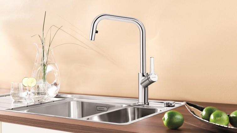 смеситель для кухни Blanco JURENA-S