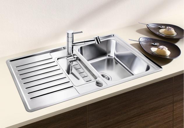 Мойка для кухни Blanco CLASSIC Pro 5 S-IF