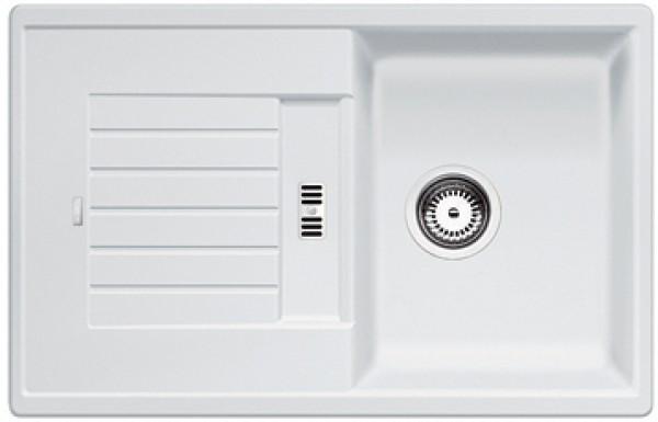 Мойка для кухни Blanco ZIA 45 S Silgranit  БЕЛЫЙ  Артикул 514726 купить