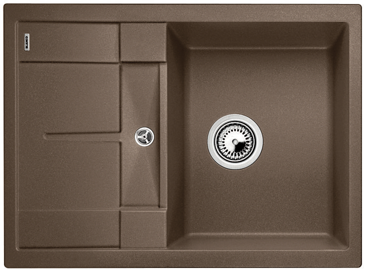 Мойка для кухни Blanco METRA 45 S Compact  МУСКАТ  Артикул 521885 купить