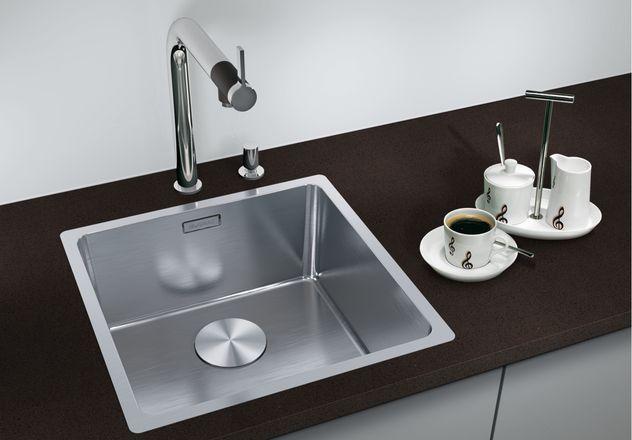 Мойка для кухни Blanco ANDANO 500-IF