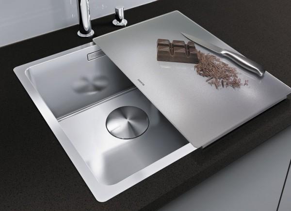 Мойка для кухни Blanco ANDANO 400-IF с аксессуарами