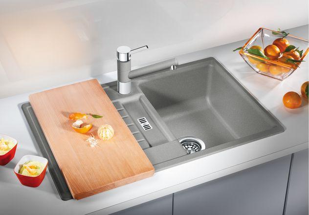Мойка для кухни Blanco ZIA 5 S Silgranit_2