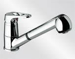 Смеситель для кухни Blanco WEGA-S ХРОМ Артикул 512035 купить
