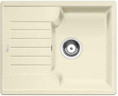 Мойка с крылом для кухни Blanco ZIA 40 S Silgranit  ЖАСМИН  Артикул 516923 купить