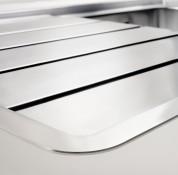 Мойка для кухни Blanco ANDANO 400-IFA Плоский кант IF