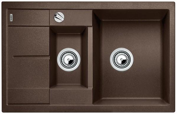 Мойка для кухни Blanco METRA 6 S Compact КОФЕ Артикул 515044 купить