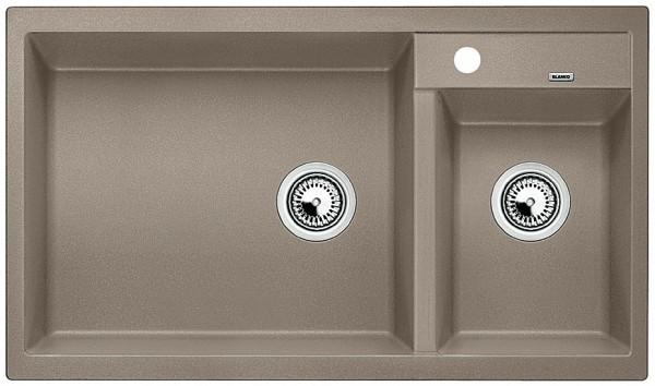 Мойка для кухни Blanco METRA 9 гранит СЕРЫЙ БЕЖ Артикул 517364 купить
