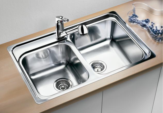 Мойка для кухни Blanco CLASSIC 8-IF