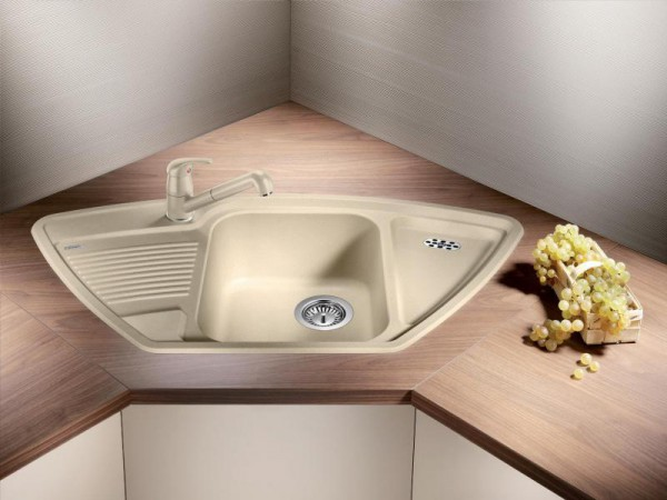 Мойка для кухни Blanco CLASSIC 9 E