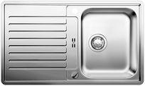 Мойка для кухни Blanco CLASSIC Pro 45 S-IF НЕРЖАВЕЮЩАЯ СТАЛЬ С ЗЕРКАЛЬНОЙ ПОЛИРОВКОЙ Артикул 516842