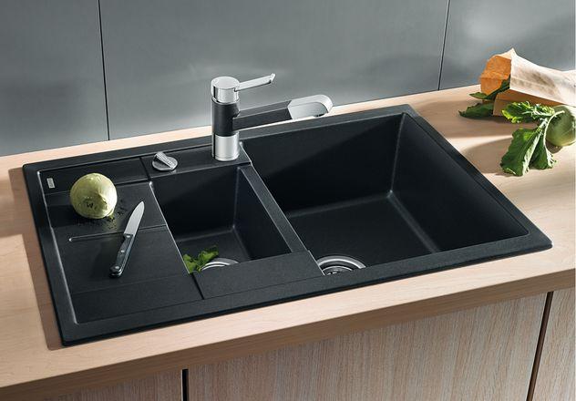 Мойка ля кухни Blanco METRA 6S Compact с функциональным крылом купить