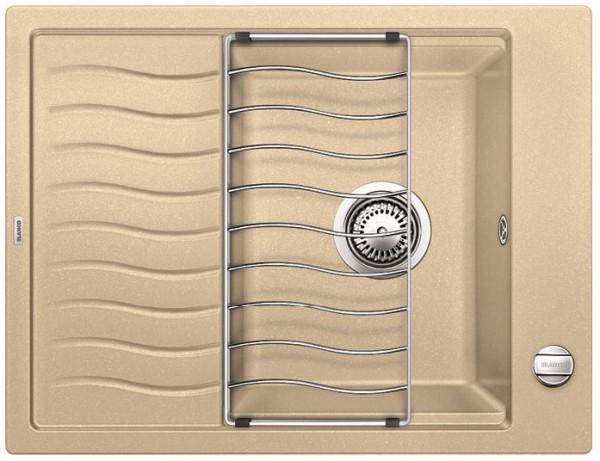 Мойка для кухни Blanco ELON 45 S Silgranit  ШАМПАНЬ  Артикул 520995 купить