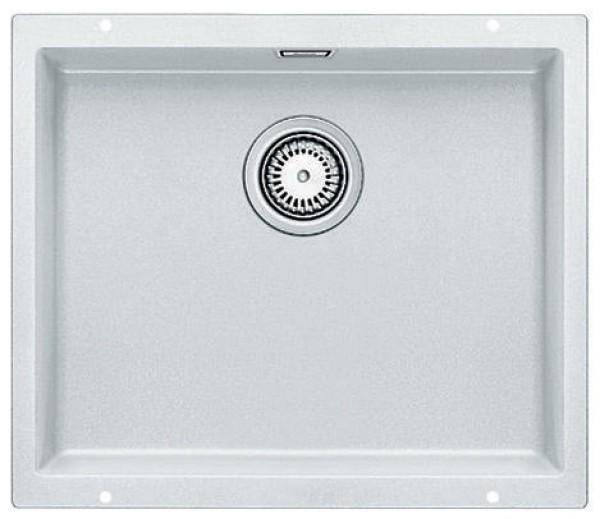 Мойка для кухни Blanco SUBLINE 500-U Silgranit  БЕЛЫЙ  Артикул 513408 купить