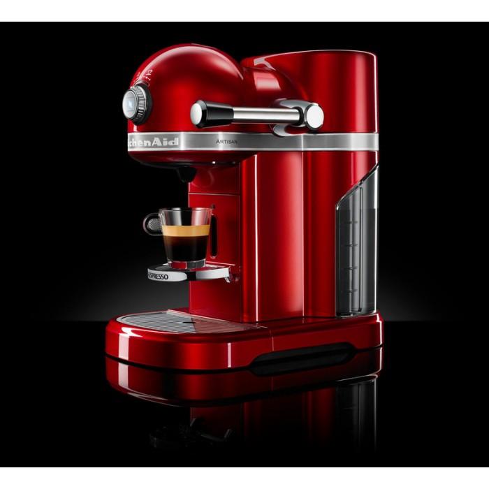 Капсульная кофемашина KitchenAid Nespresso 5KES0503ER (красная)