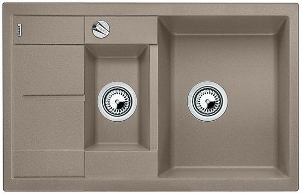 Мойка для кухни Blanco METRA 6 S Compact СЕРЫЙ БЕЖ Артикул 517353 купить