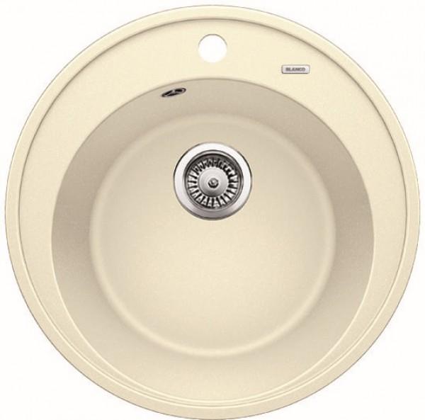 Круглая кухонная мойка Blanco RIONA 45 Silgranit ЖАСМИН Артикул 521399 купить