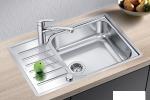 Мойка BLANCO LANTOS XL 6 S-IF Compact - идеальное решение для небольшой кухни