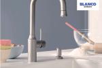 Смеситель Blanco LIVIA-S — новая звезда на вашей кухне